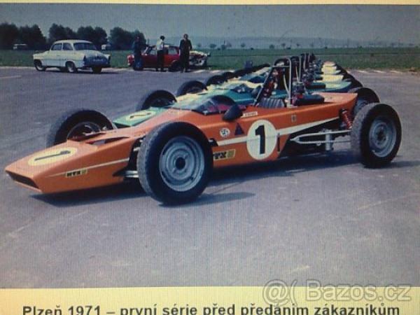 Koupě: Formule Škoda MTX 1-01