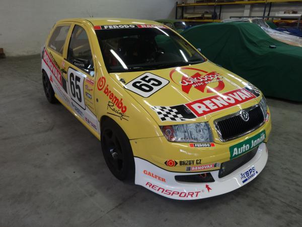 Škoda Fabia RS TDI