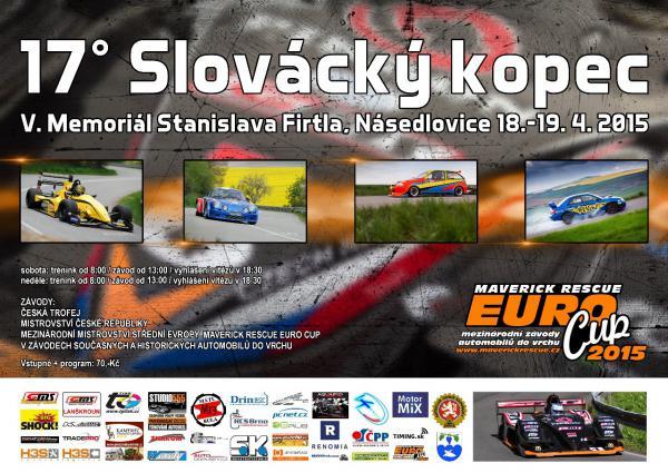 17-tý Slovácký kopec odstartuje domácí sezónu