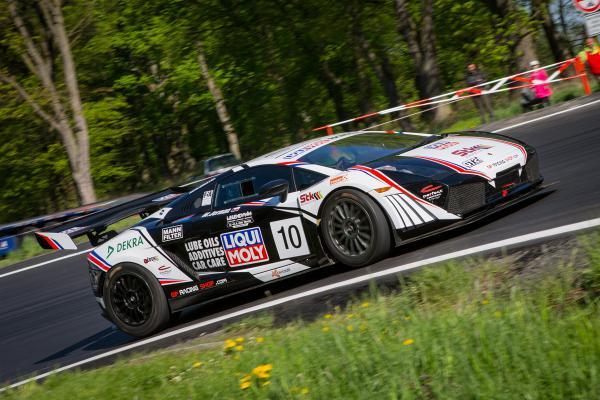Liqui Moly Racing team zahájil úspěšně sezónu na domácím kopci