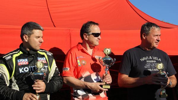 GMS Racing team - Ústecká 21 - MILOŠ BENEŠ absolutním vítězem