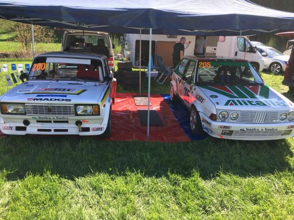 GMS Racing team - Rechberg 2018