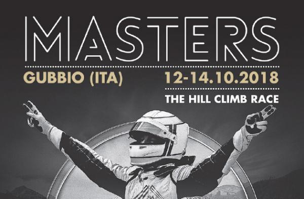 FIA Hill Climb Masters 2018