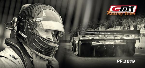 Šťastný start a dobrý průjezd celým rokem 2019 přeje GMS Racing Team