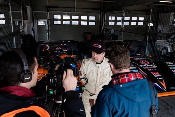 GMS Racing team zahájil sezónu v Brně