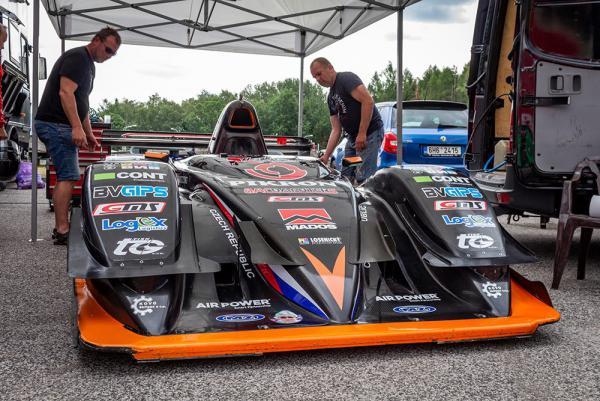 GMS Racing team - Ještěď - Hostr Prix - Mistrovství ČR
