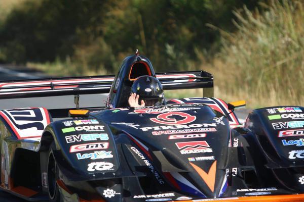 GMS Racing team - GMS Albrechtický kopec LAUDON 2019