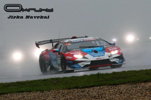 Masaryk Racing Days ovlivnilo počasí.