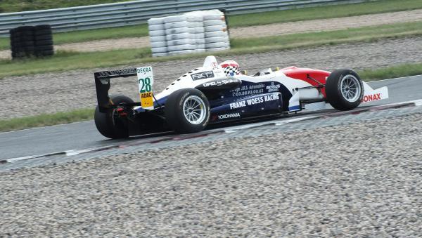Drexler Automotive F3 Cup zakončil v Maďarsku