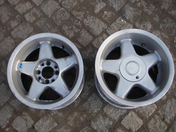 Závodní disky 14 palců (Škoda)