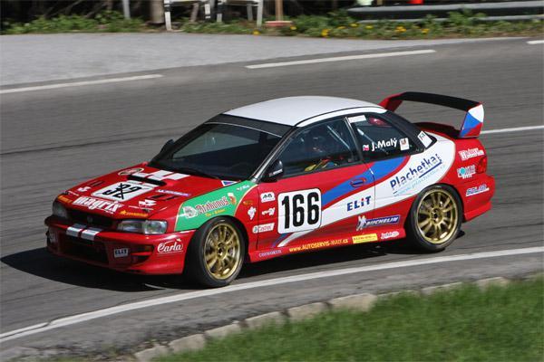 Subaru Impreza skupiny A na prodej nebo pronájem